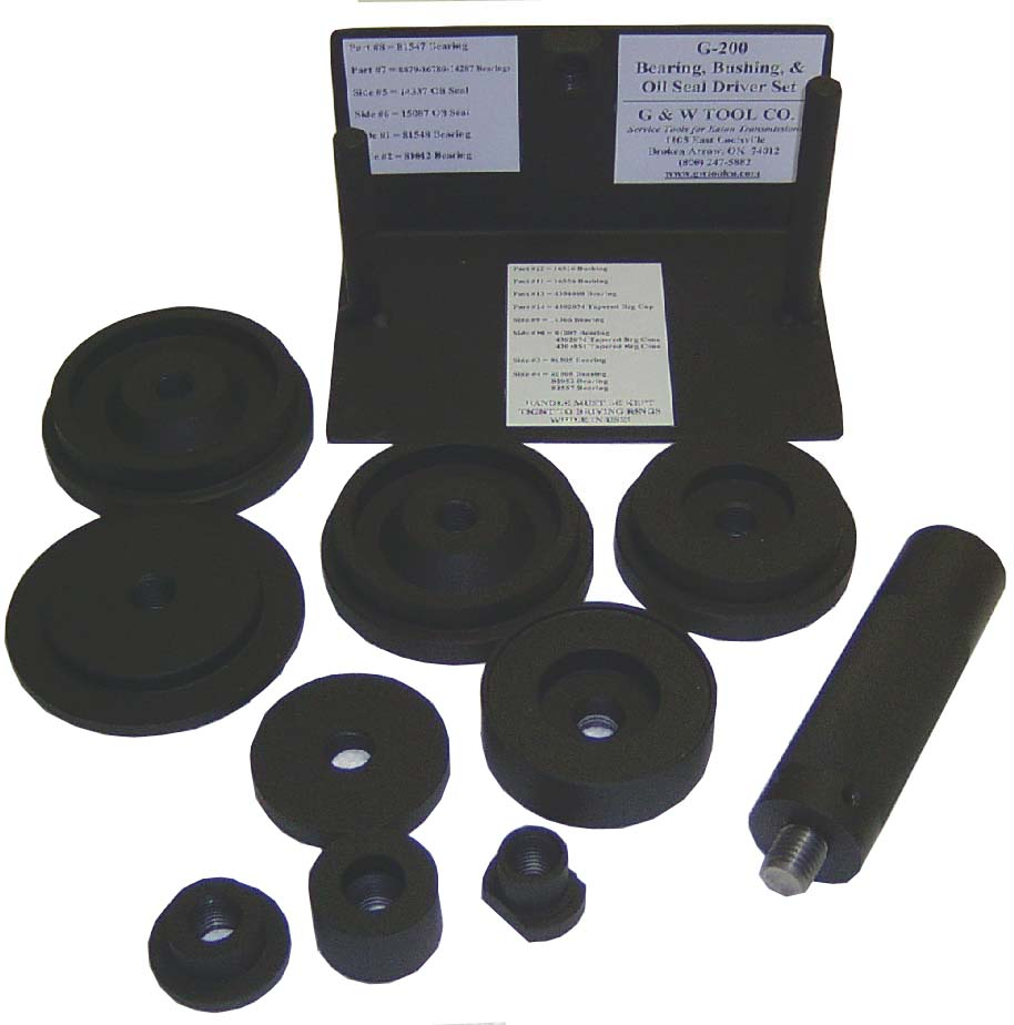 G&W Tool Product 1